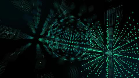 グローバルネットワークイメージ CG動画