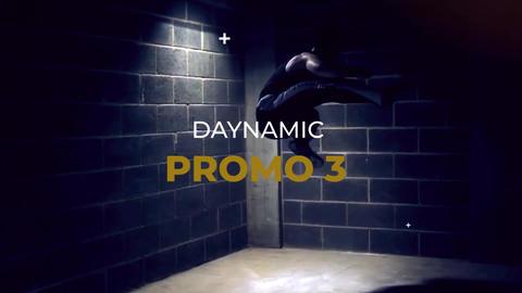 Dynamic Promo 3 Premiere Pro Template