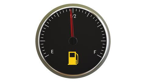 Fuel gauge Footage