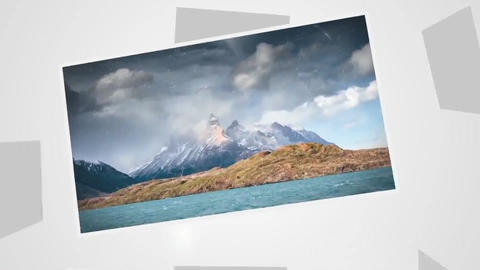 Ultimate Photo Parallax Presentation After Effects Template