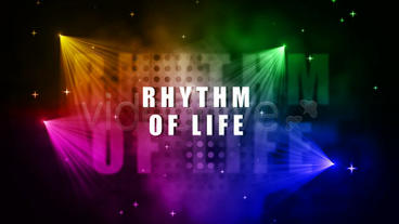Rythm of Life Presentation After Effects Project