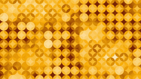 Yellow Pattern Animation