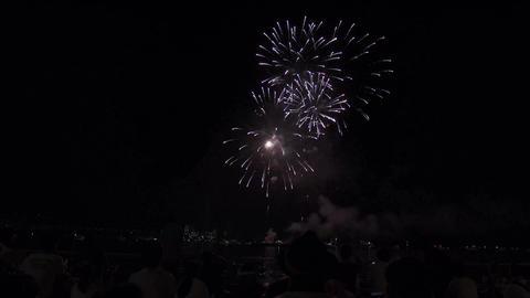 Seto Ohashi and gorgeous fireworks Live Action