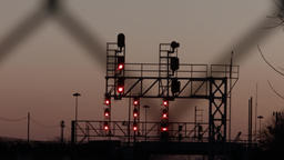 Railway lights Live Action