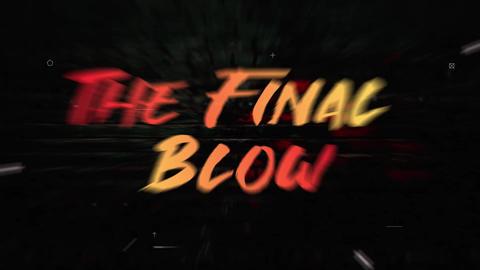 The Final Blow Premiere Pro Template