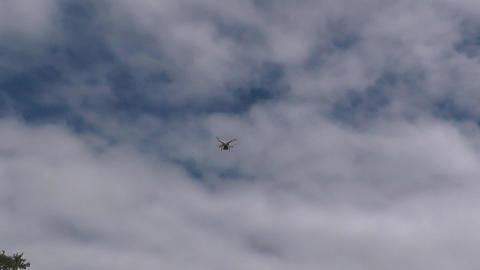 Phantom 2 quadcopter Live Action