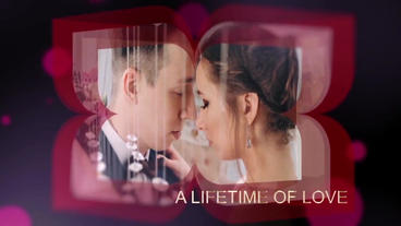 Wedding Photo Slide Show After Effects Template