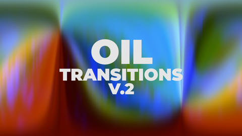 Oil Transitions V 2 Premiere Pro Template