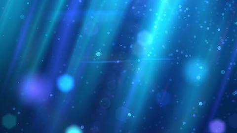 SHA Blue Light Effects Animation