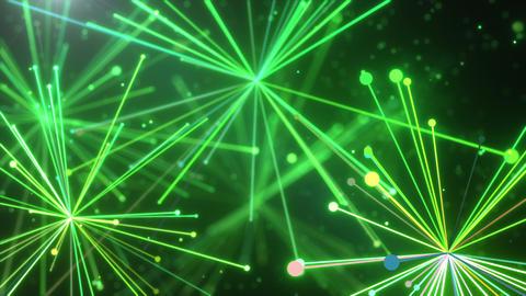 SHA Extend Point BG Green Animation