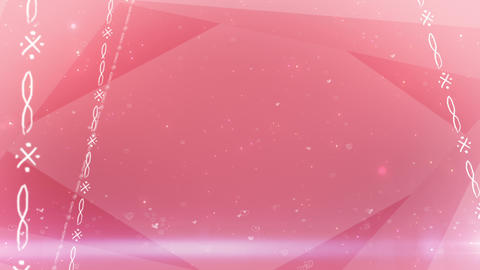 SHA Heart Image BG Pink Animation