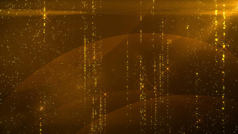 SHA Kirakira Up Image BG Yellow Animation