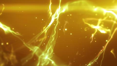 SHA Wave Flow ImageBG Yellow, CG動画素材