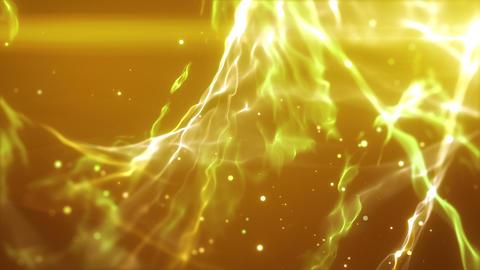 SHA Wave Flow ImageBG Yellow CG動画