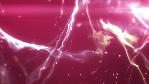 SHA Wave Flow ImageBG Pink 動画素材, ムービー映像素材