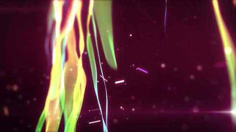SHA wakame BG Effects Pink 動画素材, ムービー映像素材