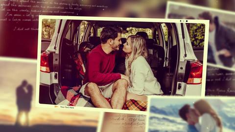 Love Memories Premiere Proテンプレート