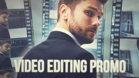 Video Editing Promo Plantillas de Premiere Pro