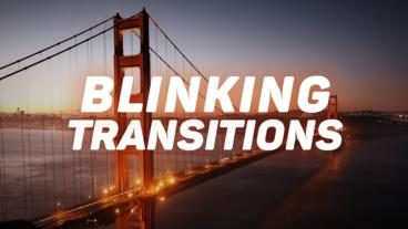 Blinking Transitions Presets Premiere Pro Effect Preset