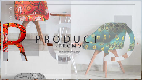 Product Promo After Effects Template