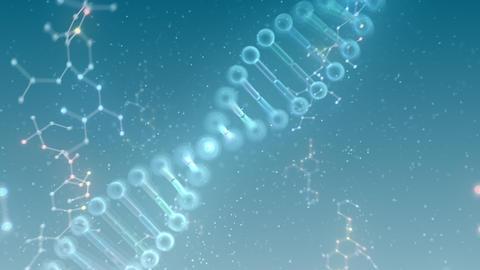 DNA Strand Genome image 6 DoF B2c 4k Animation
