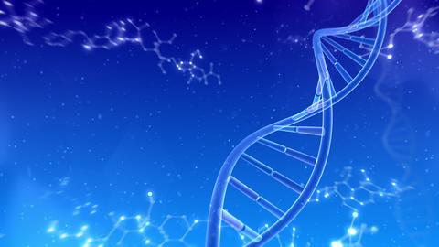 DNA Strand Genome image 6 A4a 4k Animation