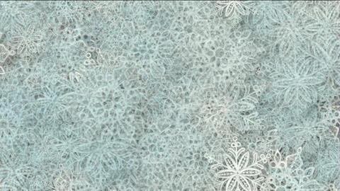 snowflake as chrismas background Stock Video Footage