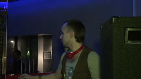 DJ Stock Video Footage