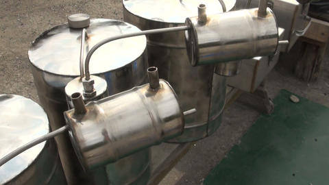 moonshine, brew Stock Video Footage