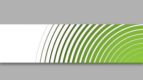 Green stripes transition animation for titling and presentation After Effects Template