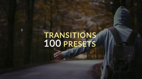 100 Presets Transitions