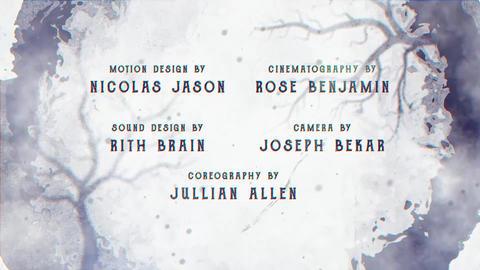 Cine Credit V 4 Motion Graphics Template