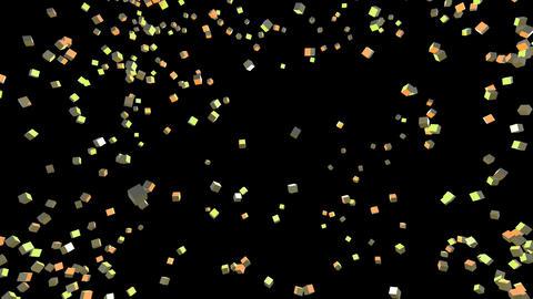 非接触センサーで制作した動画 CG動画