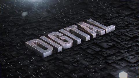 Digital Logo - 3