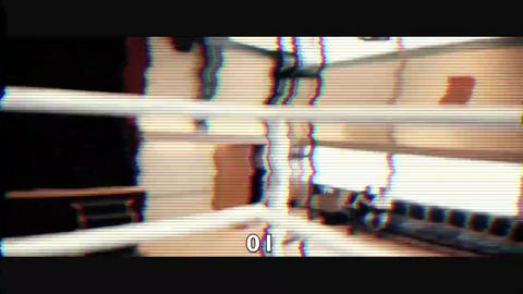 VHS Effects FCPX Apple Motion Template