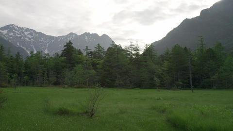 Sightseeing nagano kamikouchi V1-0088 Footage