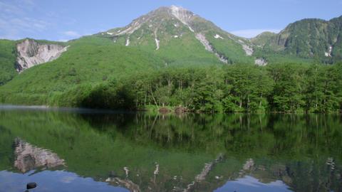 Sightseeing nagano kamikouchi V1-0095 Footage