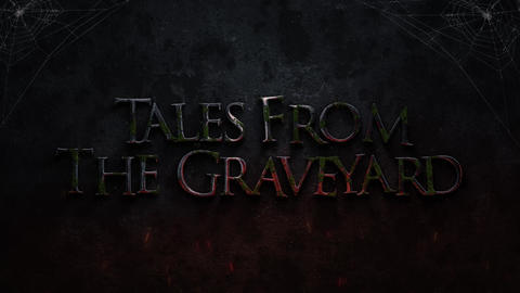 Spooky Titles Motion Graphics Template