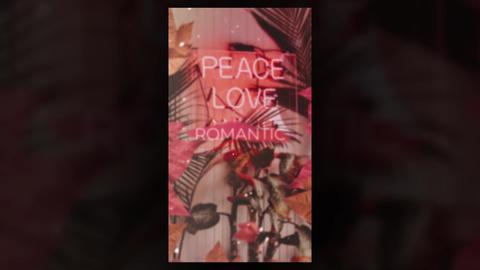 Love Stories Slideshow Premiere Proテンプレート
