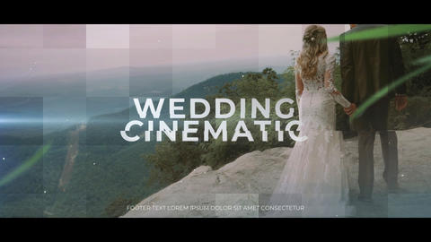 Wedding Cinematic Promo Plantillas de Premiere Pro