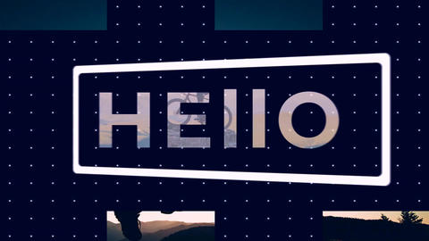 Super modern intro After Effects Template