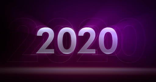 2020 Countdown Animation