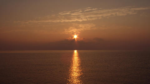 Sky sunrise V1-0019 Footage