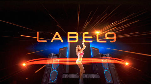 Label9 After Effects Template