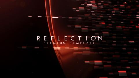 Reflection After Effects Template