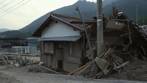 長野県 南木曽町 Footage