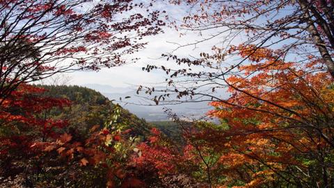 Valley nagano yokoyakeikoku V1-0092 Footage