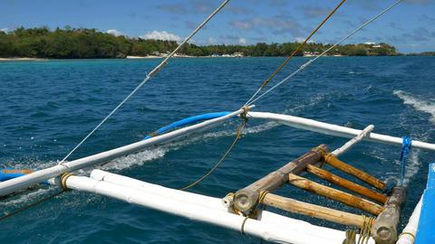 Boat trip Footage