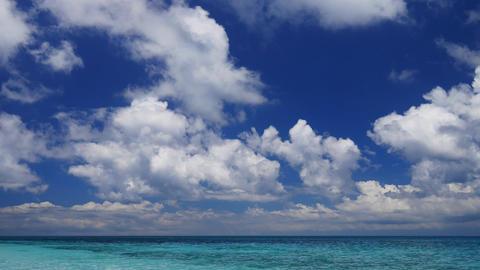 Beautiful seascape in UHD Footage