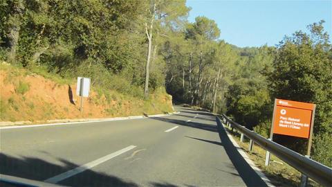 Dizzy Road Footage